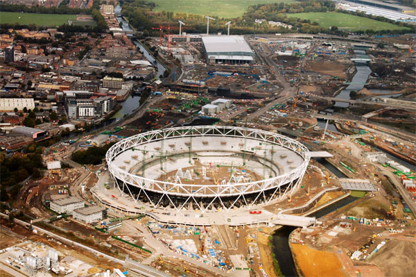 London Olympic Stadium 2009
