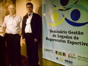Prof. Alvaro de Miranda & Dr. Iain Macrury